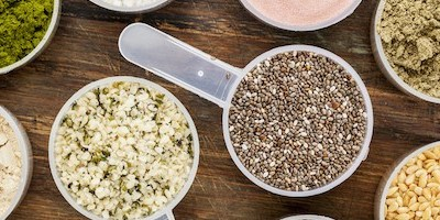 5 Sources of Plant Protein