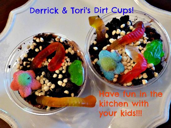 Dirt Cups