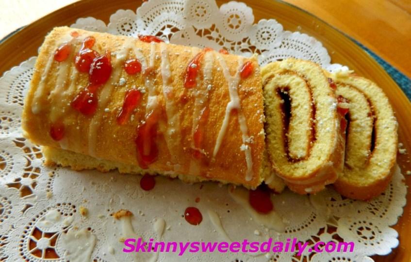 swiss roll cake fixed