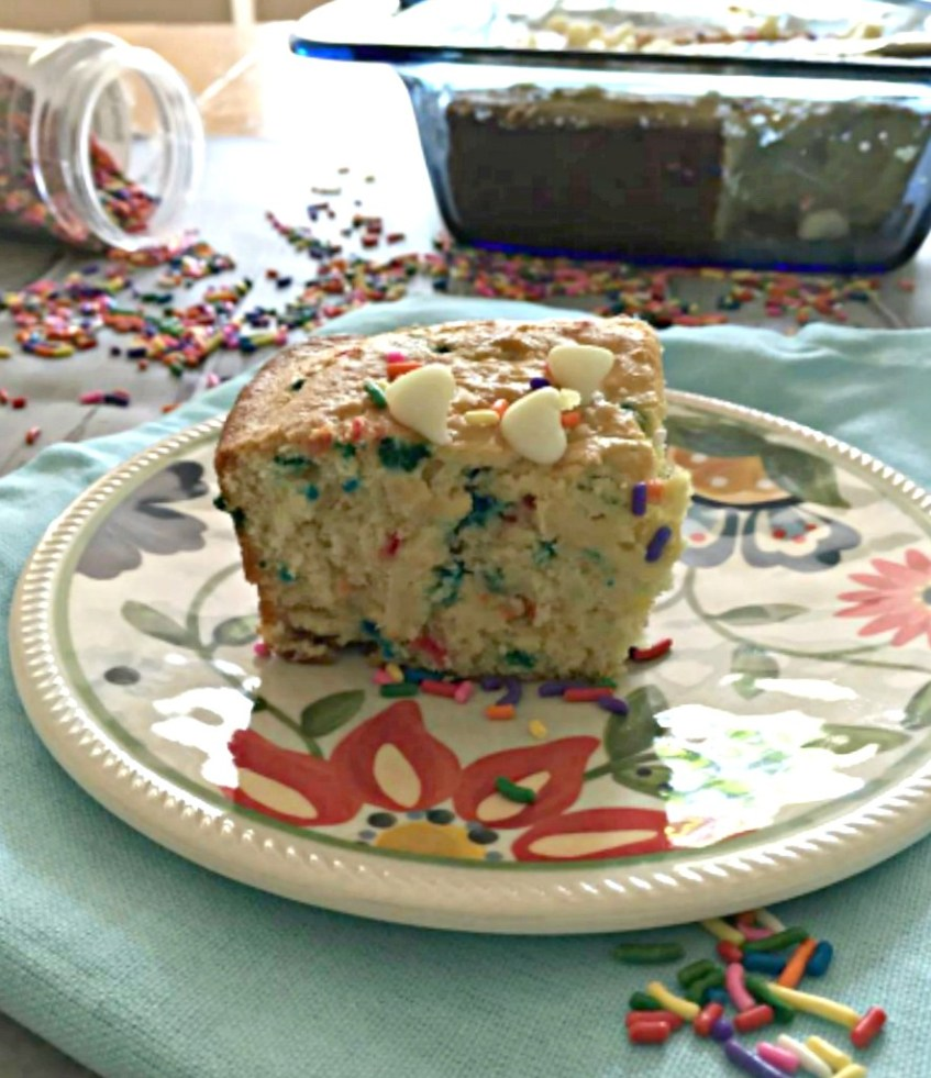 funfetti cake 3000 sharper