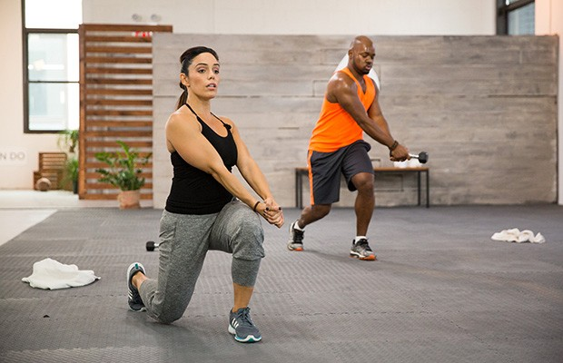 Core Workout Challenges: Go for a Twist