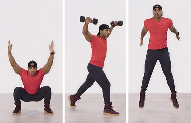 Squat Challenge: 20 Exercises to Switch Up the Exercise