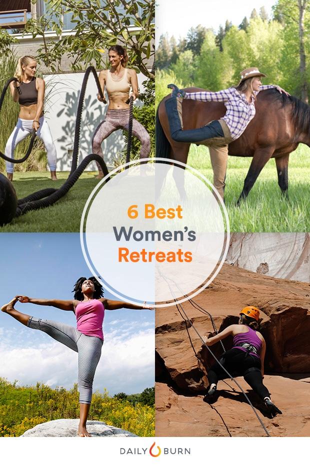 The 6 Best Women's Retreats to Reboot Your Health