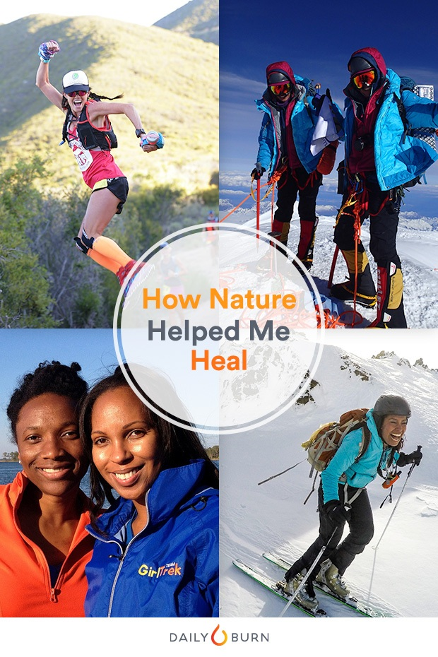 How Climbing Mountains Helped These 7 Women Heal