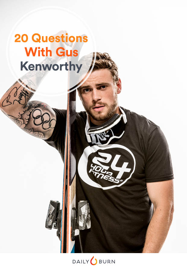 20 Questions With Gus Kenworthy Olympic Skier