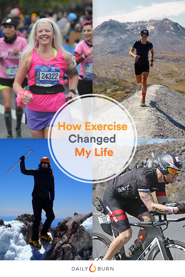 Fitness Motivation: 7 Inspiring Stories of How Exercise Changed These 7 Lives