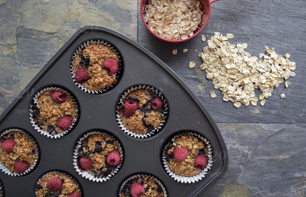 Healthy Breakfast Ideas: Homemade Muffins