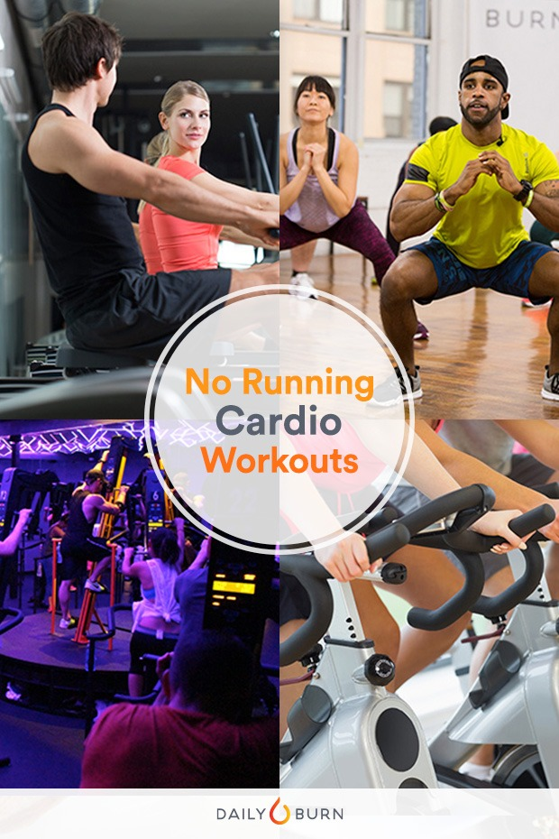 No Running Cardio Workouts