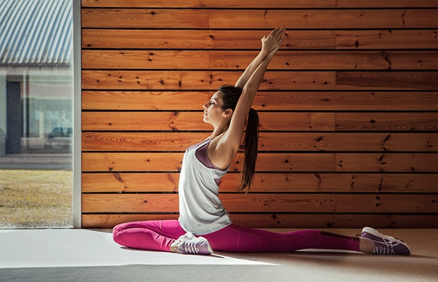 5 Yin Yoga Poses Every Runner Should Do