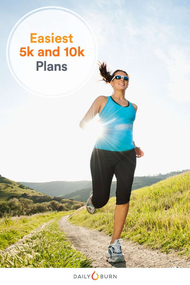 The Easiest 5k and 10k Training Plan Ever