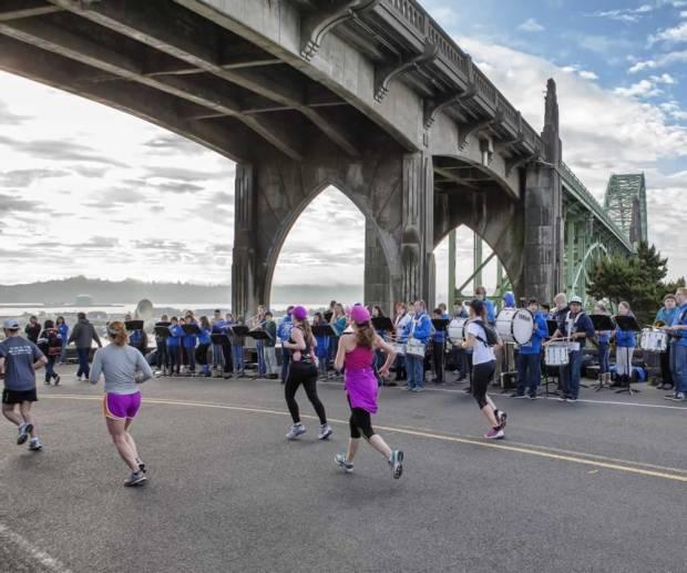 Newport Marathon - Best Spring Marathons