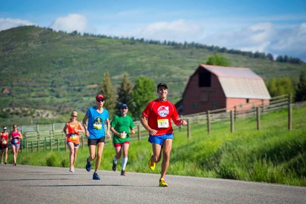 Steamboat Marathon - Best Spring Marathons