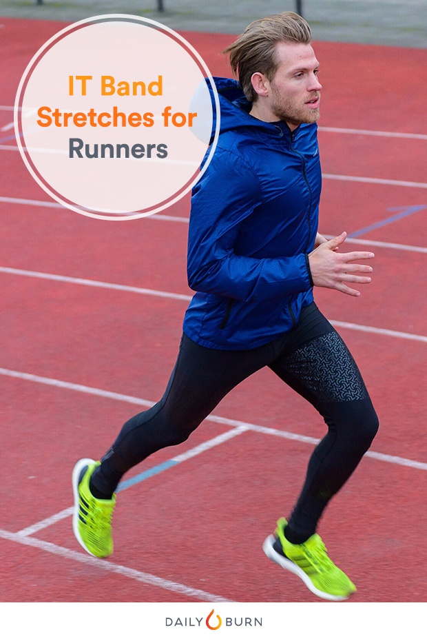 5 IT Band Stretches for Runners