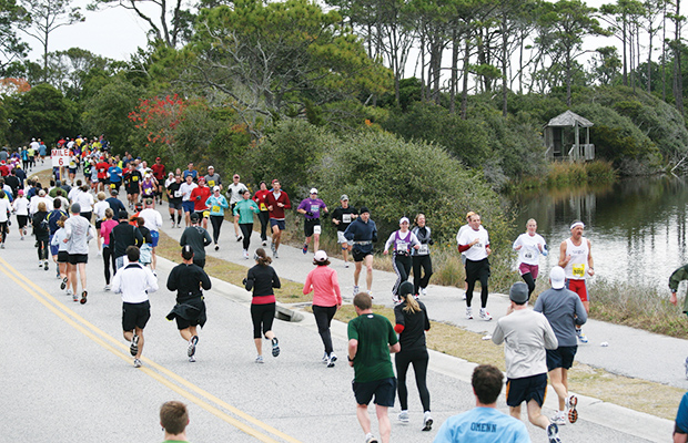 The 50 Best Half-Marathons in the U.S.: Kiawah Island Golf Resort