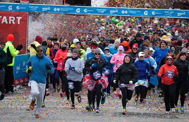 The 50 Best Half-Marathons in the U.S. - The Williams Route 66 Half Marathon in Tulsa, Oklahoma