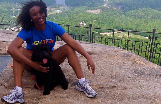 Climbing Mountains: Morgan Dixon