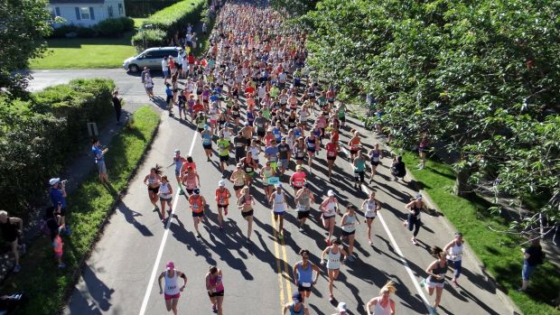 The 50 Best Half-Marathons in the U.S. - Faxon Law Fairfield Half Marathon in Fairfield, Connecticut