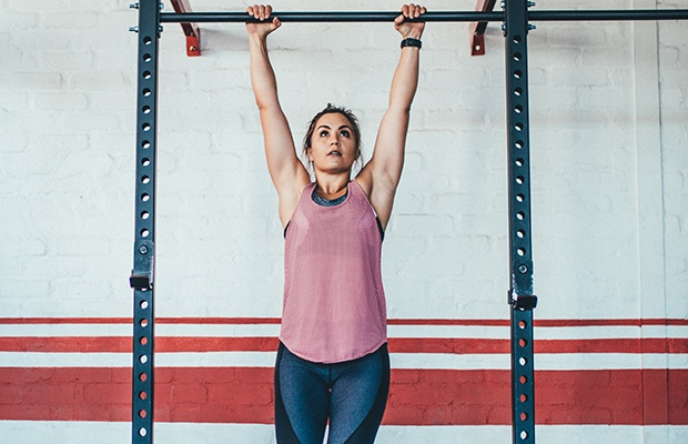10 Upper-Body Exercises to Master the Perfect Pull-Up