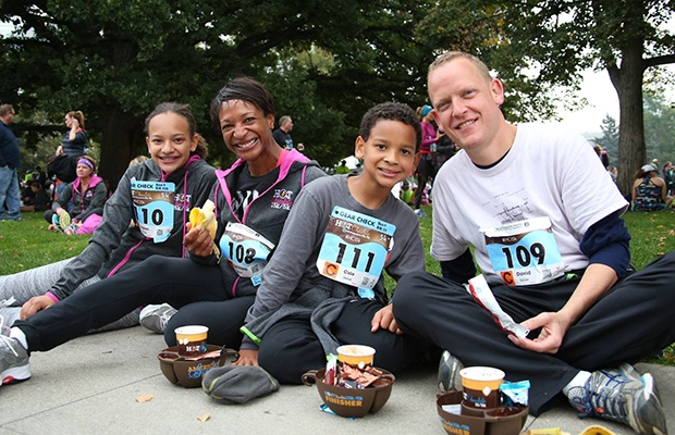 Races for Fit Foodies: Hot Chocolate 15K/5K