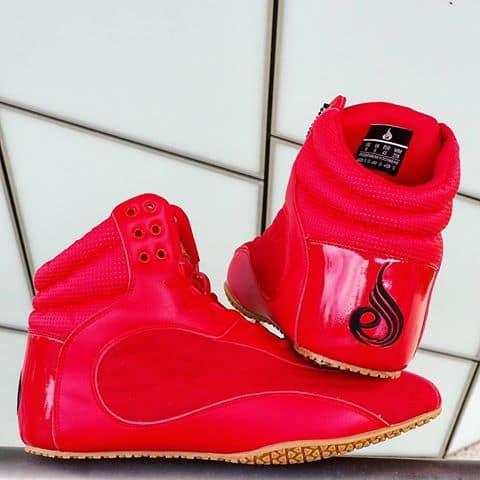 kai greenes shoes
