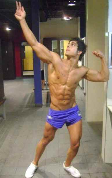 workout like Zyzz