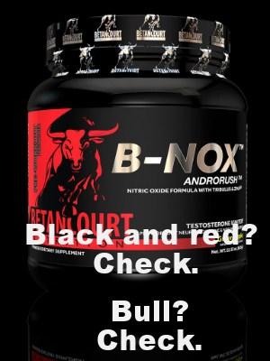 bnox pre workout