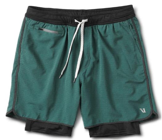 Vuori Stockton liner shorts