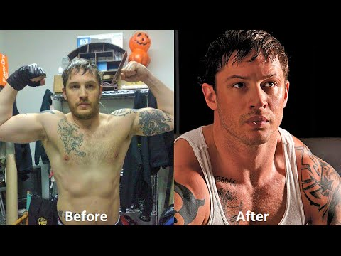 hardy before after training