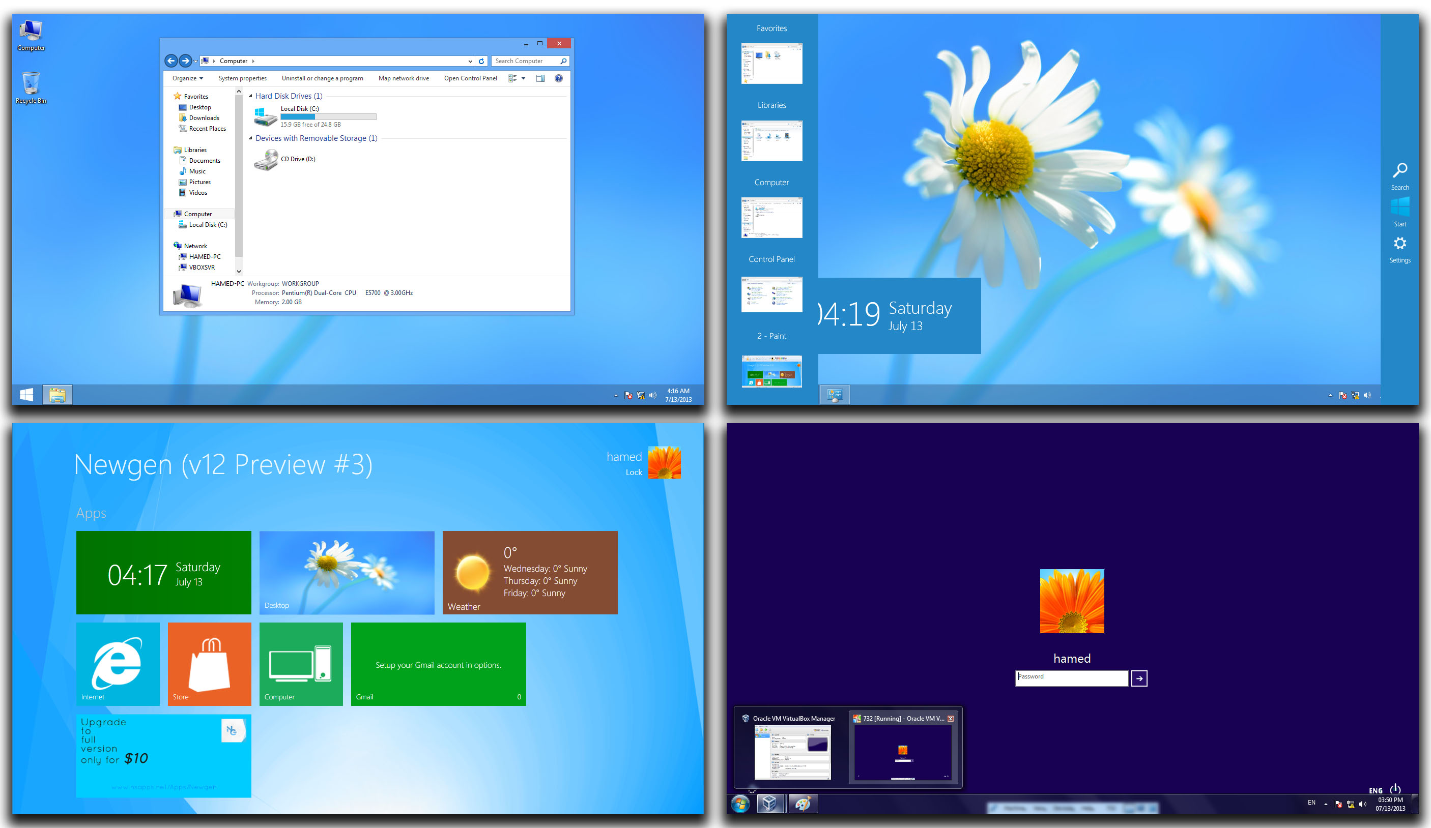 windows 8.1 skin pack