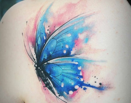 Significado De Los Tatuajes De Mariposas Skin Tattoo
