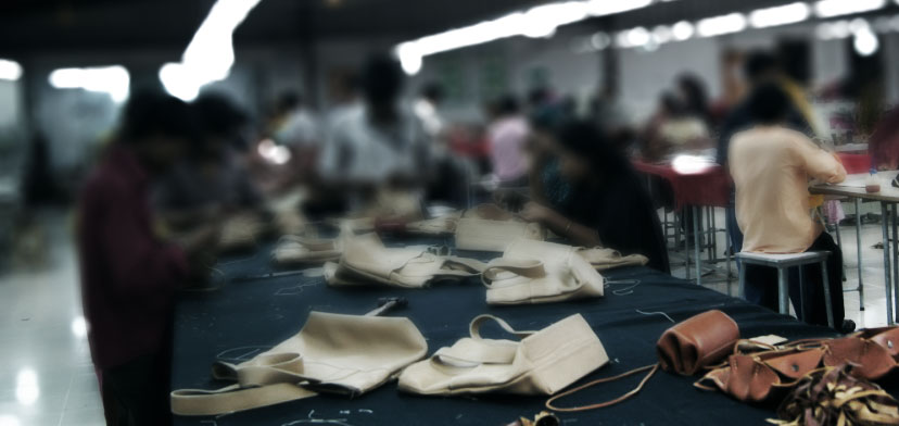 counterfeit handbag factory