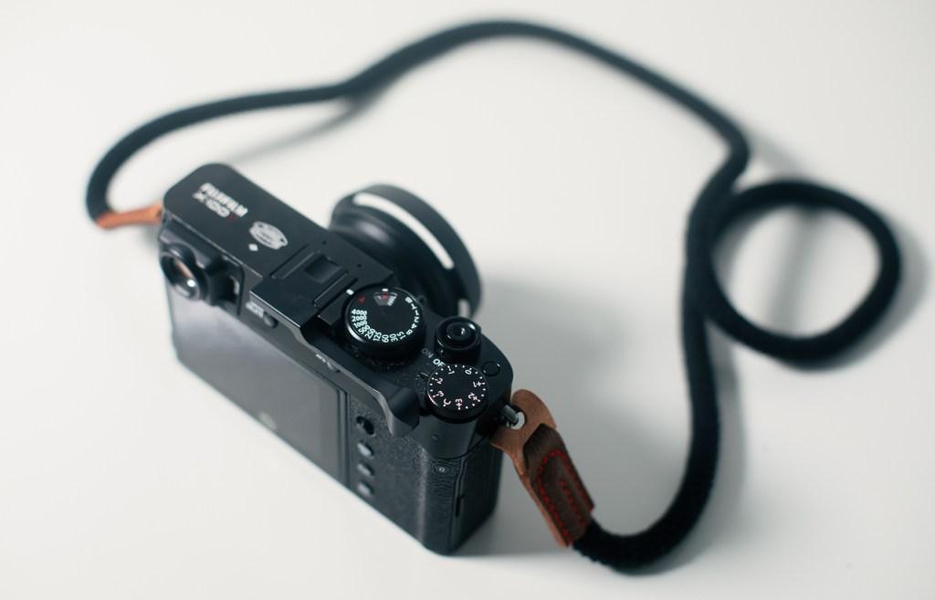 Best Camera strap for the Fujifilm x100v