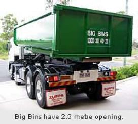 12m RORO - Big Bin