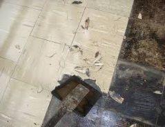 Asbestos Vinyl Flooring