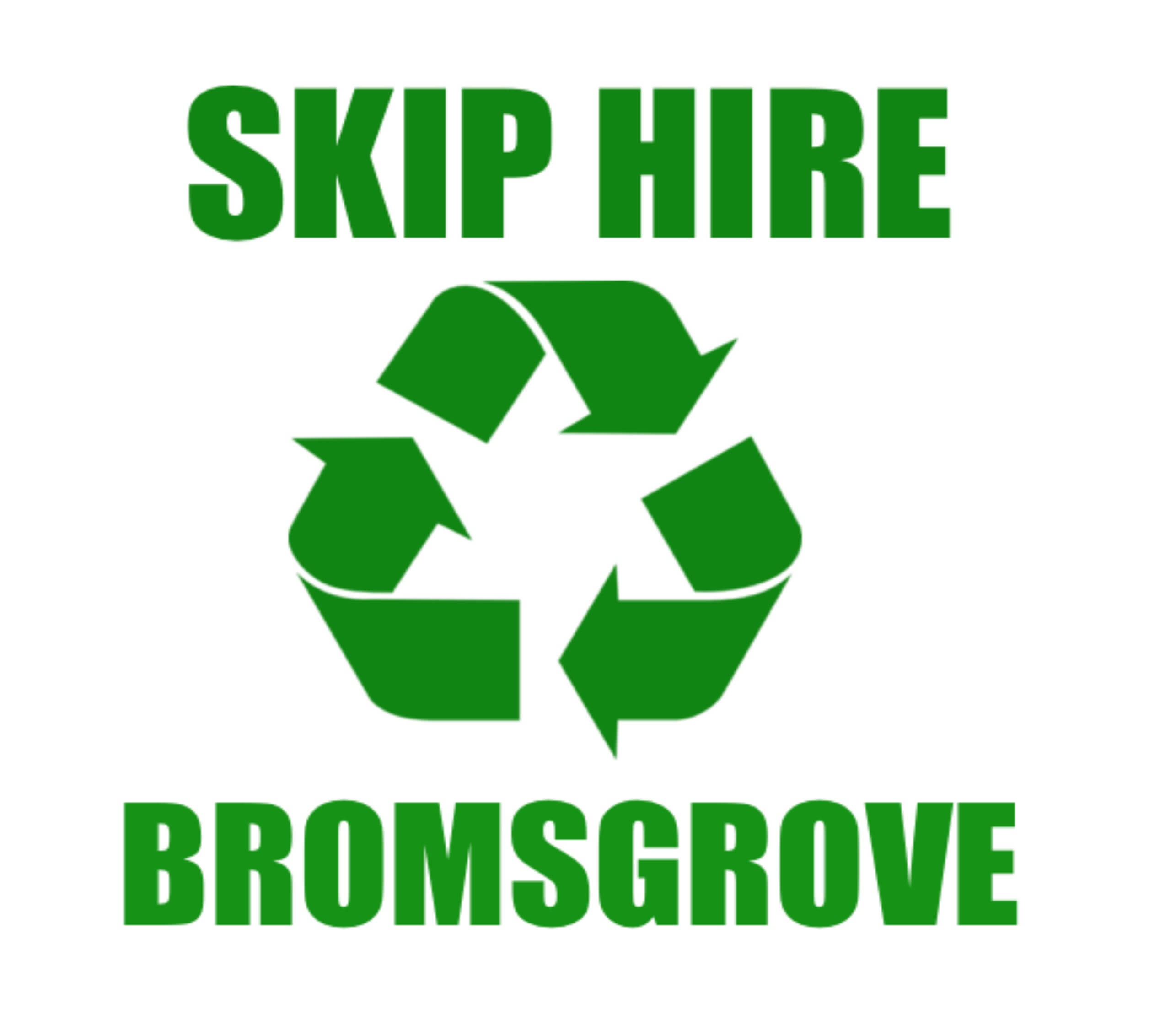 our skip hire company logo