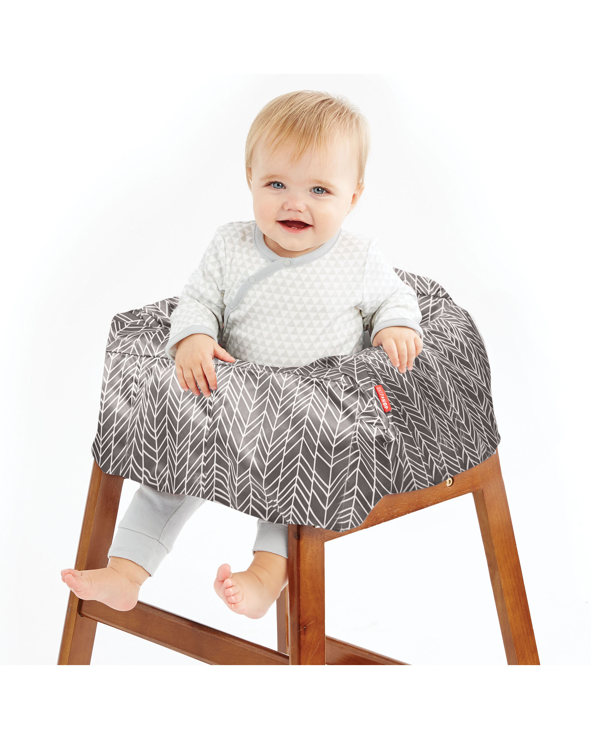 Baby High Chair Cover Take Cover Shopping Cart And Baby High Chair Cover Skiphop
