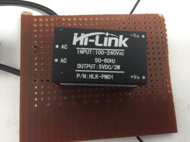 HLK-PM01 Markings
