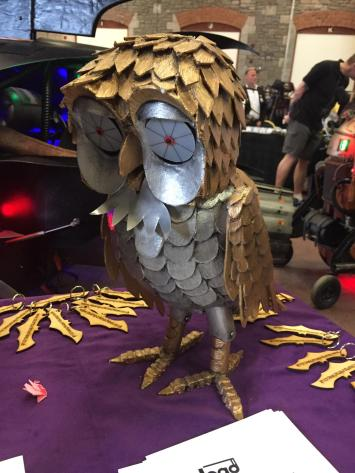 Bubo Owl