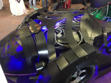 Steampunk / MadMax Batmobile