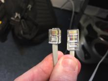 RJ11 to RJ45 phone cable