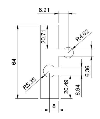 Connector Dimensions