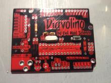 1 k Ohm resistor installed