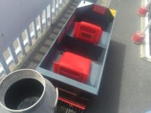 little 50p self drive tram