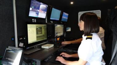 Inside Command Station
