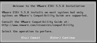 VMWare ESXi on a hp Proliant Gen 8 MicroServer | Skippy's