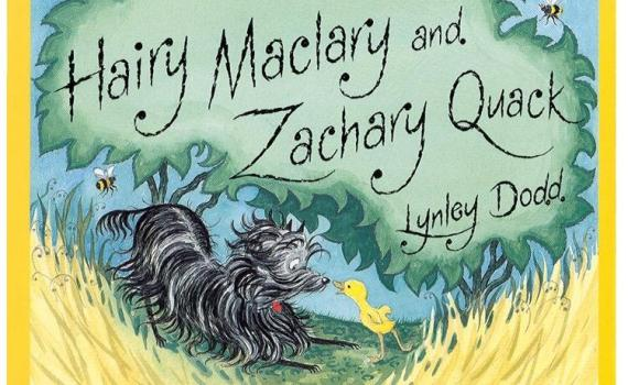 Hairy Maclary And Zachary Quack (Hairy Maclary and Friends)