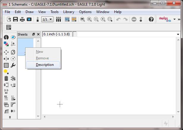 Multiple Sheets in Eagle ECAD software | Skippy's Random