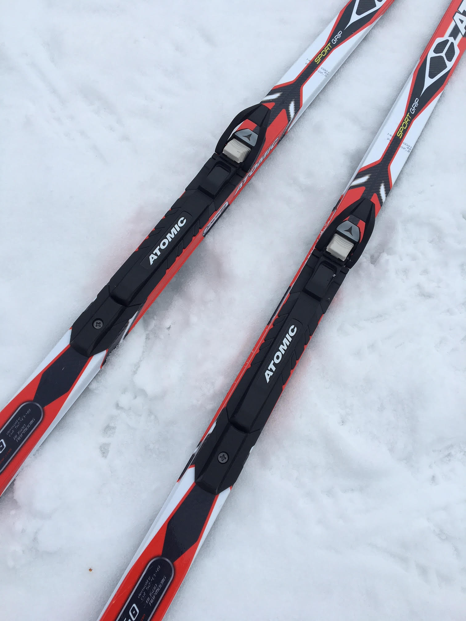 Cross country Ski bindings SNS and NNN system difference