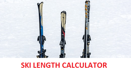 Ski Length Calculator