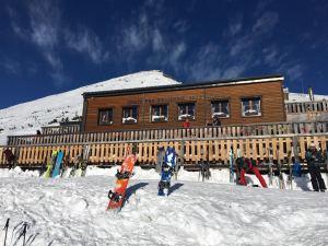Apres Ski Hutte